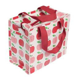 Red apples charlotte bag