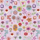 Flower shop gift wrap paper