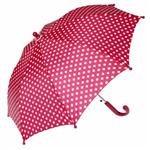 Childrens red spot umbrella